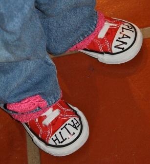 Plan Faith - Baby Steps
