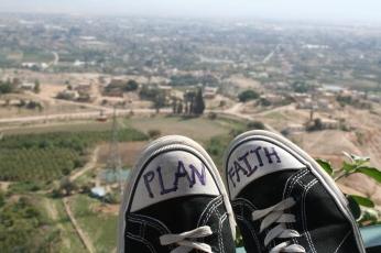 Plan Faith - Overlooking Jericho